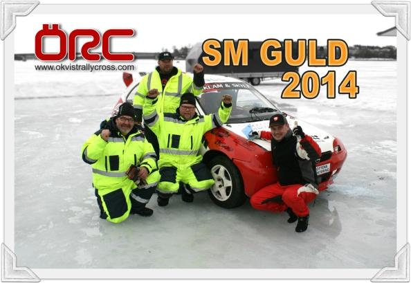 SM GULD 2014 mellan